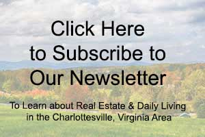 Keep up to date with the Charlottesville Real Estate market