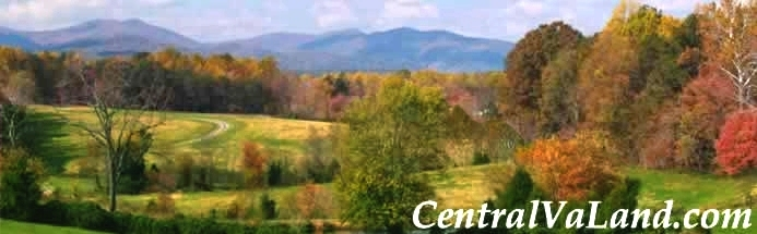 Virginia Land For Sale in Charlottesville and Central Virginia