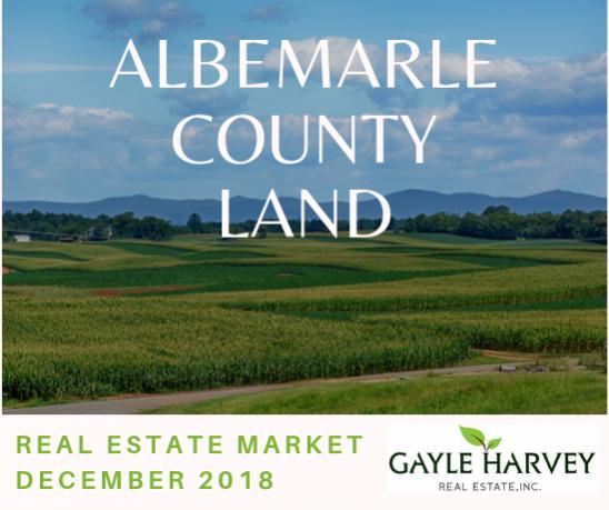Albemarle Farms - Real Estate Market Update - Dec. 2018