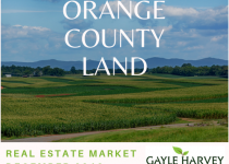 Orange County, VA Land - Real Estate Market Update - Dec. 2018